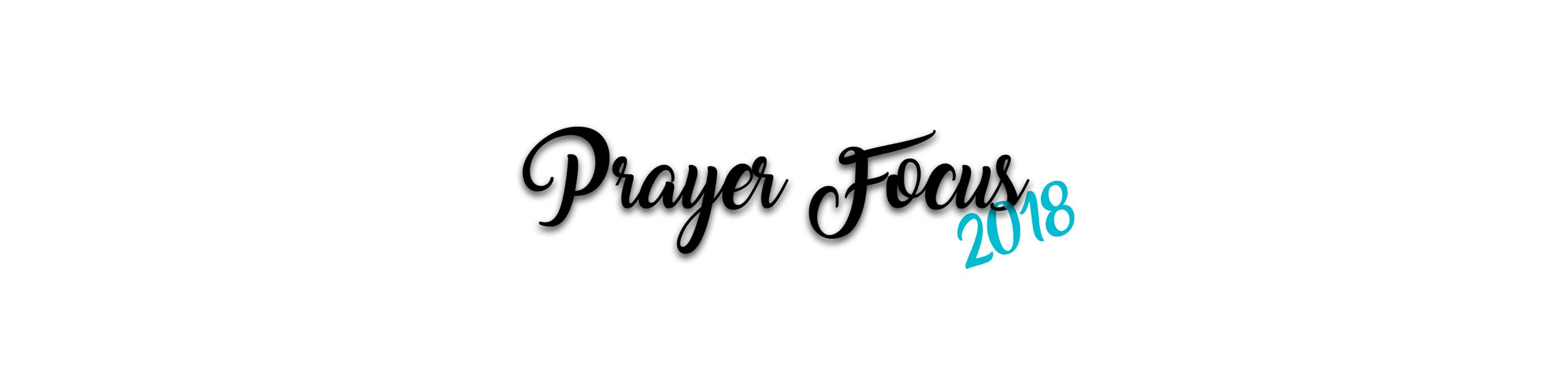 prayerfocus2018
